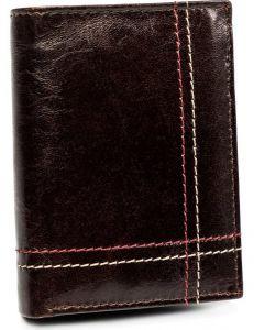 Always wild hnědá pánská kožená peněženka vel. ONE SIZE 133629-482291