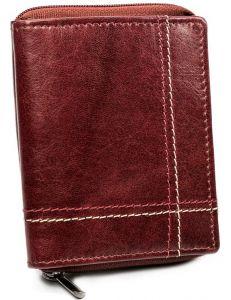Always wild červená pánská kožená peněženka vel. ONE SIZE 133632-482294