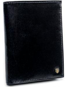 Rovicky® černá pánská kožená peněženka vel. ONE SIZE 133649-482311
