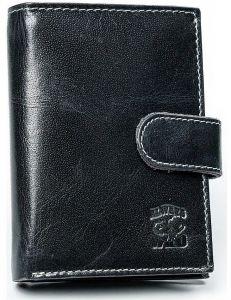 Always wild pánská černá peněženka rfid vel. ONE SIZE 133673-482335