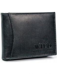 Always wild pánská černá peněženka vel. ONE SIZE 133676-482338
