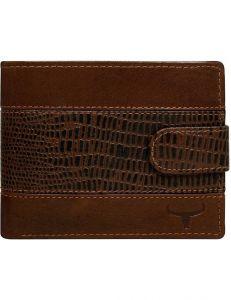 Buffalo wild originální hnědá peněženka vel. ONE SIZE 133704-482366