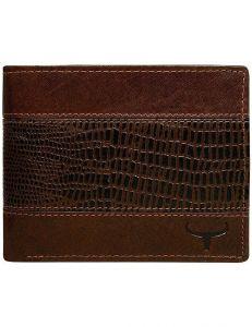 Buffalo wild originální hnědá peněženka vel. ONE SIZE 133705-482367