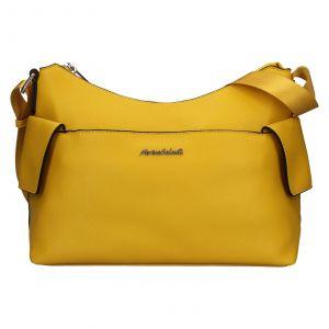 Dámská kabelka Marina Galanti Léa – žlutá