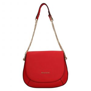 Dámská crossbody kabelka Marina Galanti Astrid – červená