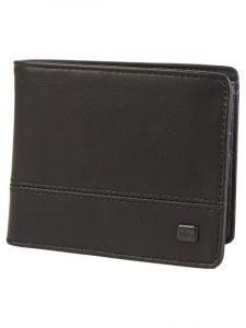 Billabong DIMENSION navy blue pánská značková peněženka – černá