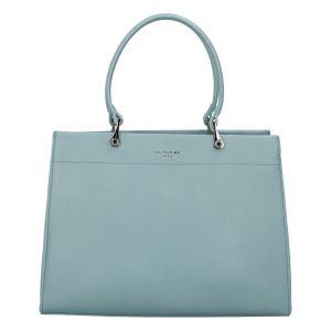 Dámská kabelka David Jones Flera – zeleno-modrá
