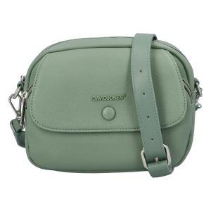 Dámská crossbody kabelka David Jones Rienta – zelená