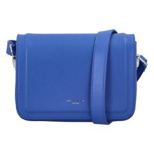 Dámská crossbody kabelka David Jones Olivie – modrá