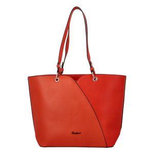 Dámská kabelka David Jones Aline – oranžová