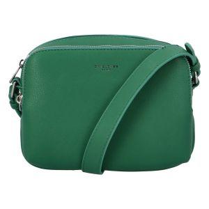Dámská crossbody kabelka David Jones Berdine – zelená