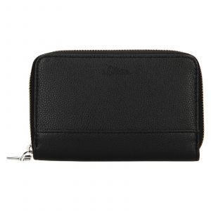 Dámská peněženka S.Oliver Valeria – černá