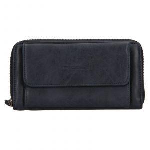 Dámská peněženka Enrico Benetti Stella – tmavě modrá