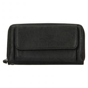 Dámská peněženka Enrico Benetti Stella – černá