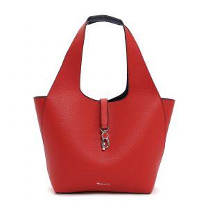 Dámská 2v1 kabelka Tamaris Cordula – červeno-modrá