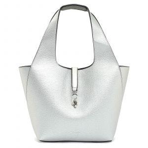 Dámská 2v1 kabelka Tamaris Cordula – stříbrná