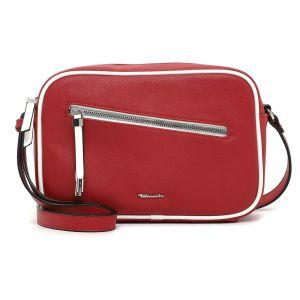 Dámská crossbody kabelka Tamaris Klara – červená