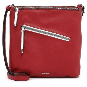 Dámská crossbody kabelka Tamaris Julita – červená