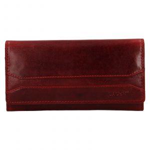 Dámská peněženka Lagen Marion – tmavě červená