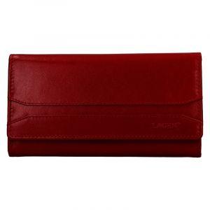 Dámská peněženka Lagen Camilla – tmavě červená
