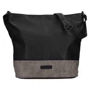Dámská crossbody kabelka Enrico Benetti Eloise – černá