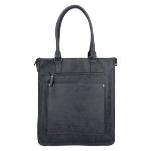 Dámská kabelka Enrico Benetti Patrisea – tmavě modrá