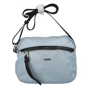 Malá dámská crossbody kabelky světle modrá – David Jones Júlia modrá