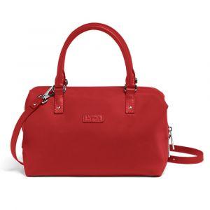 Lipault Dámská kabelka Lady Plume Bowling Bag S – červená