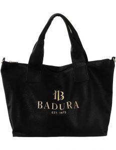Badura černá sportovní shopper bag vel. ONE SIZE 137889-500102