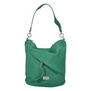 Dámská módní kabelka zelená – David Jones Abdelana zelená