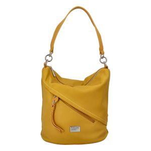 Dámská módní kabelka žlutá – David Jones Abdelana žlutá