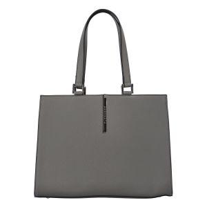Dámská módní kabelka přes rameno šedá – FLORA&CO Manan šedá