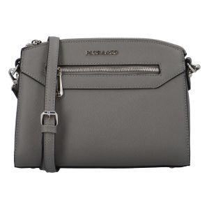 Dámská crossbody kabelka šedá – FLORA&CO Weisy šedá