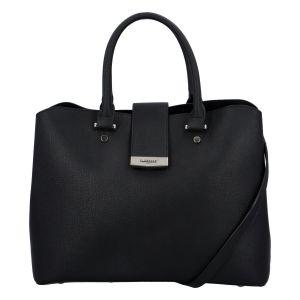 Dámská luxusní kabelka černá – FLORA&CO Aitch černá