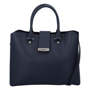 Dámská luxusní kabelka tmavě modrá – FLORA&CO Aitch tmavě modrá