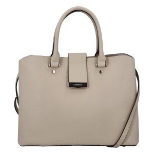 Dámská luxusní kabelka světlá taupe – FLORA&CO Aitch taupe