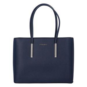 Dámská kabelka přes rameno tmavě modrá – FLORA&CO Celgata tmavě modrá