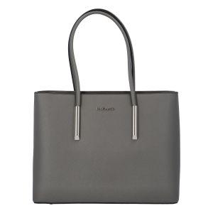 Dámská kabelka přes rameno šedá – FLORA&CO Celgata šedá