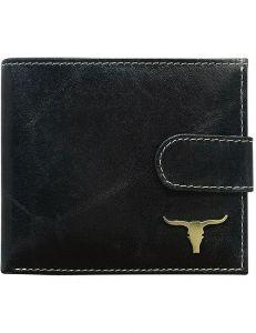 Praktická černá peněženka Buffalo Wild vel. univerzální 106604-508628
