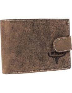 Buffalo wild hnědá pánská peněženka vel. ONE SIZE 116069-508638