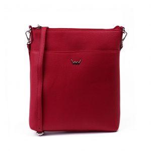 Červená dámská kabelka crossbody Vuch Wendys
