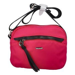 Dámská crossbody kabelka David Jones Damiena – růžová