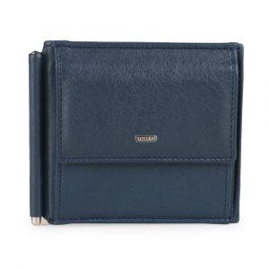 Uniko Pánská kožená peněženka Uniko Vesterbro 914398 – tmavě modrá