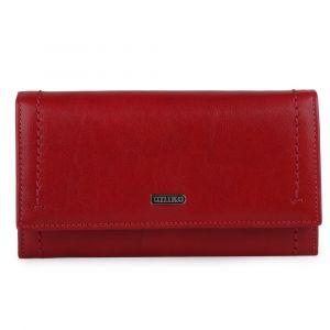 Uniko Dámská kožená peněženka Astoria 310904 – červená