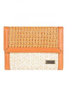 Roxy SANDY TOES NATURAL dámská značková peněženka – béžová