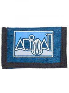 Animal MODIFY Poseidon Navy Blue pánská značková peněženka – modrá