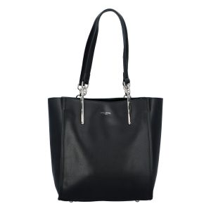 Dámská módní kabelka přes rameno černá – David Jones Vendula černá