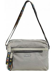šedá dámská textilní kabelka vel. ONE SIZE 140591-514250