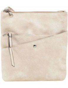 Béžová dámská crossbody kabelka vel. ONE SIZE 140627-514320