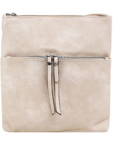 Béžová dámská crossbody kabelka vel. ONE SIZE 140636-514329